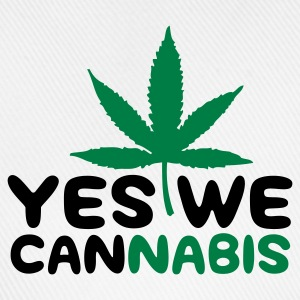 Yes we cannabis! Top - Cappello con visiera