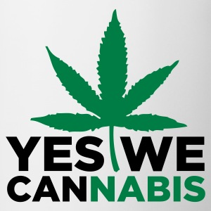 Yes we cannabis! Intimo - Tazza