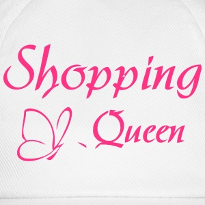 SHOPPING QUEEN Long Sleeve Shirts - Baseball Cap