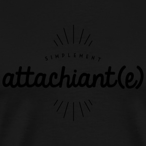 Attachiant(e) Vêtements de sport - T-shirt Premium Homme