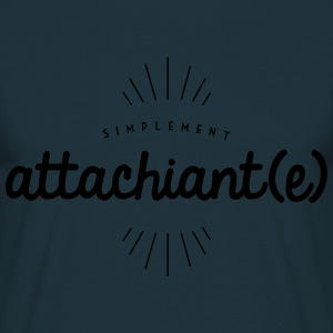 Attachiant(e) Sweat-shirts - T-shirt Homme