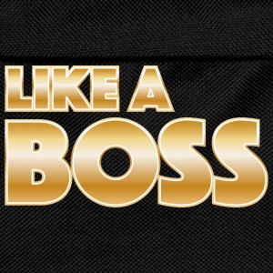 Like a Boss T-skjorter - Ryggsekk for barn