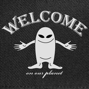 welcome T-Shirts - Snapback Cap