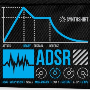 ADSR T-Shirts - Kids' Backpack