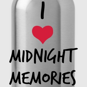 I LOVE MIDNIGHT MEMORIES Shirts - Water Bottle