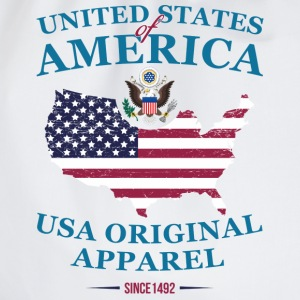 UNITED STATES OF AMERICA T-Shirts - Turnbeutel