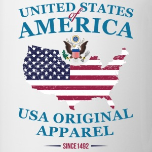 UNITED STATES OF AMERICA Magliette - Tazza