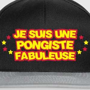 Tennis de table / Pongiste / Ping-pong / Ping pong Tee shirts - Casquette snapback