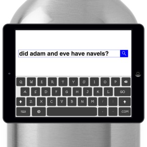 Search - Adam & Eve T-Shirts - Water Bottle
