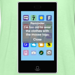 Reminder - Moose T-Shirts - Women's Tank Top by Bella