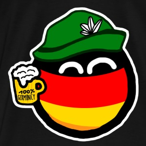 Germanyball Hoodies & Sweatshirts - Men's Premium T-Shirt