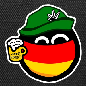Germanyball Hoodies & Sweatshirts - Snapback Cap