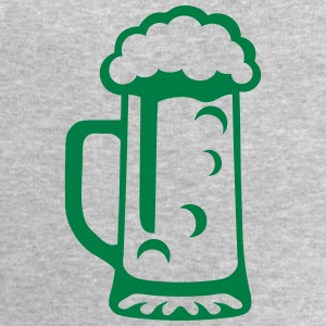 Beer glass alcohol foam 15092 Tops - Men's Sweatshirt by Stanley & Stella
