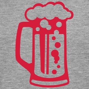 Beer glass alcohol foam 1509 T-Shirts - Men's Premium Longsleeve Shirt
