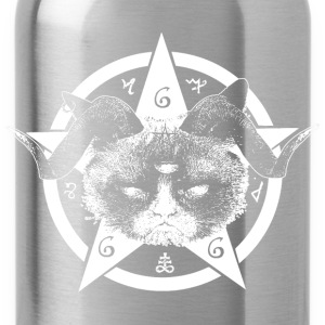Grumpy Occult Cat Sweat-shirts - Gourde