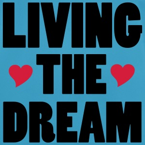 Living The Dream Sportkleding - mannen T-shirt ademend