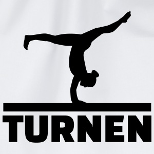 Turnen T-Shirts - Turnbeutel