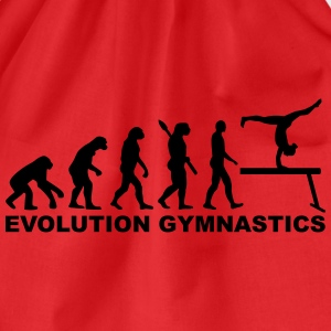 Evolution Gymnastics T-Shirts - Turnbeutel