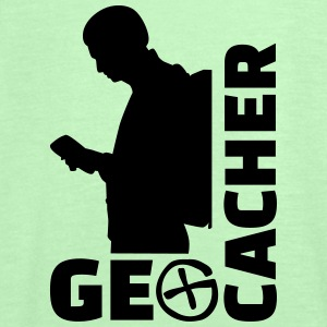 Geocacher T-Shirts - Frauen Tank Top von Bella
