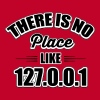 there's no place like 127.0.0.1 Camisetas - Camiseta premium mujer