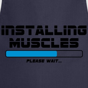 Installing Muscles - Cooking Apron