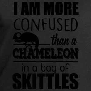 I'm confused like an cameleon in a bag of skittles T-Shirts - Männer Sweatshirt von Stanley & Stella