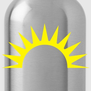 Sun symbol 14 Shirts - Water Bottle