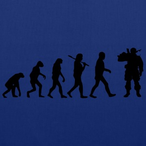 Soldat Evolution T-Shirts - Stoffbeutel