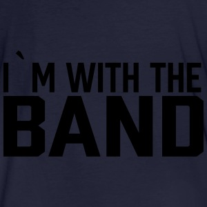 I`m with the band - Men's Organic T-shirt