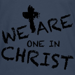 We Are One In Christ Tops - Männer Premium Langarmshirt