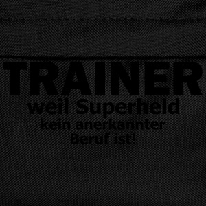 Trainer T-Shirts - Kinder Rucksack