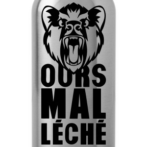ours mal leche expression citation 0 Tee shirts - Gourde