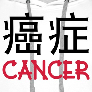 Chinese Zodiac: Cancer Long Sleeve Shirts - Men's Premium Hoodie