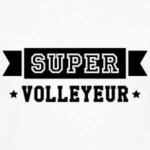 Volleyball / Volleyeur / Volley / Volley-ball Bodys Bébés - T-shirt manches longues Premium Homme