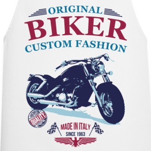 BIKER T-Shirts - Cooking Apron