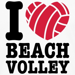 beach volley T-Shirts - Men's Premium Longsleeve Shirt