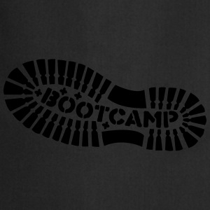 boot camp Tee shirts - Tablier de cuisine