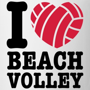 beach volley Tee shirts - Tasse