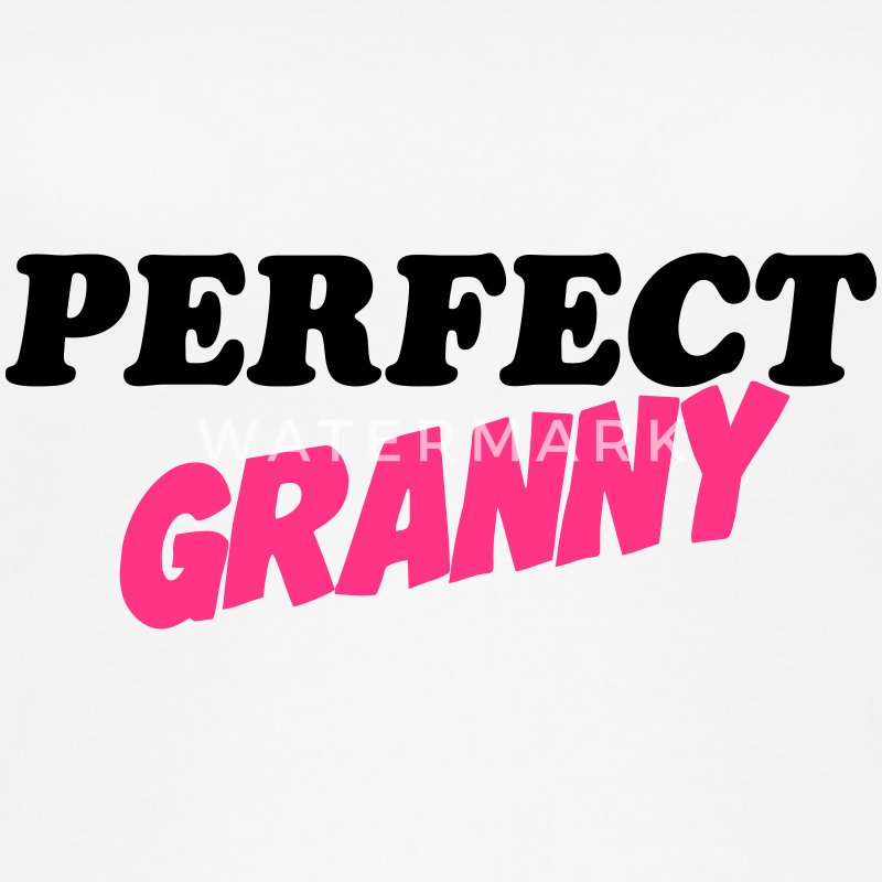 Perfect granny Top - Top da donna ecologico