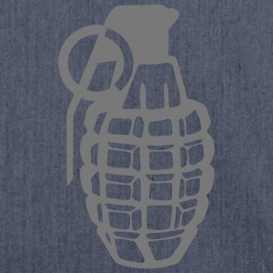 Grenade military weapon 1109 T-Shirts - Shoulder Bag made from recycled material