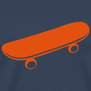 skateboard   board roulette 1109 Sports wear - Men's Premium T-Shirt