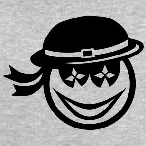 smiley breton chapeau sourire 1109 Tee shirts - Sweat-shirt Homme Stanley & Stella