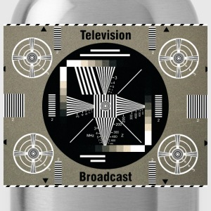 Television Broadcast Beutel - Trinkflasche