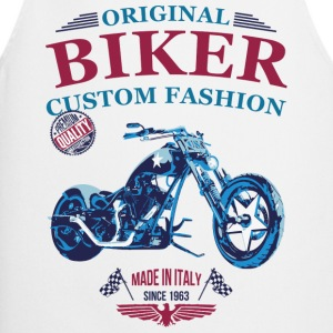 BIKER 4 T-Shirts - Cooking Apron