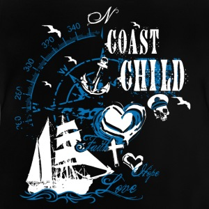 coast_child_10201501 T-Shirts - Baby T-Shirt