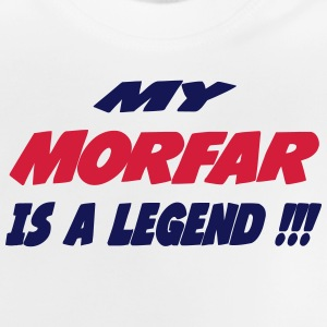 My morfar is a legend !!! T-shirts - Baby-T-shirt