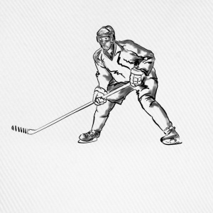 Hockey T-Shirts - Baseballkappe