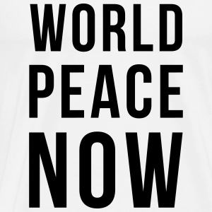 World Peace Tops - Men's Premium T-Shirt