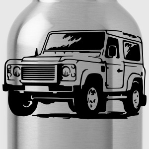Defender (einfarbig) Shirts - Water Bottle