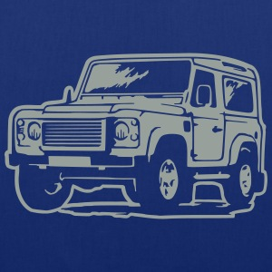 Defender (Differenzbild) Tee shirts - Tote Bag